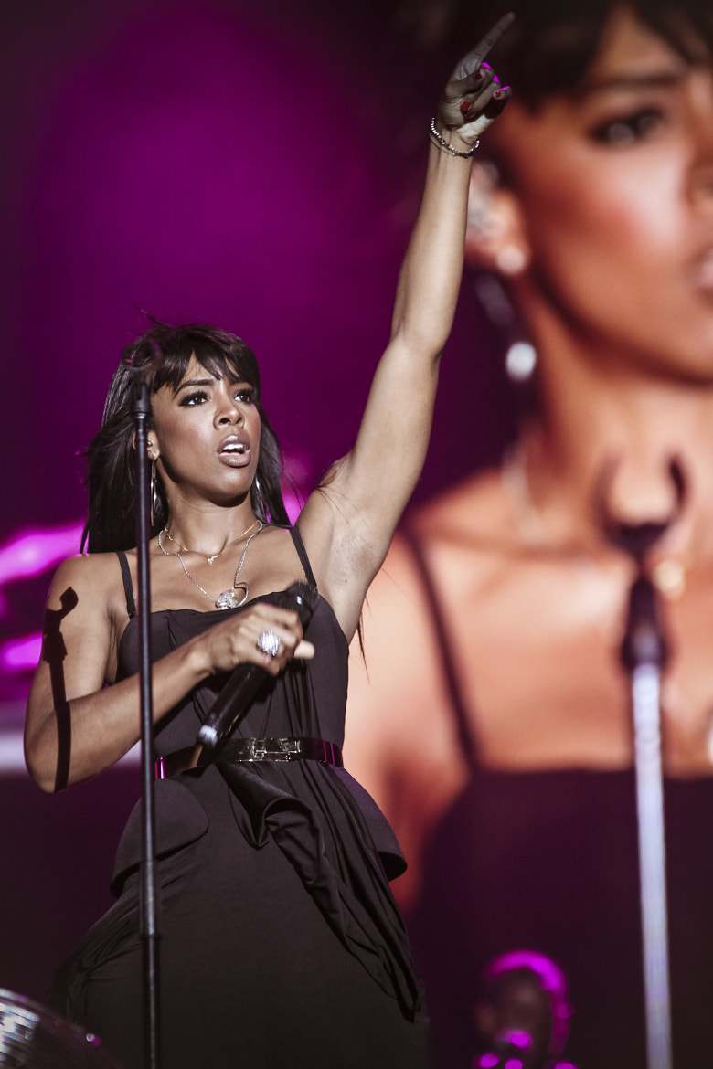 Photograph Kelly Rowland by Yohaan Kerawalla on 500px