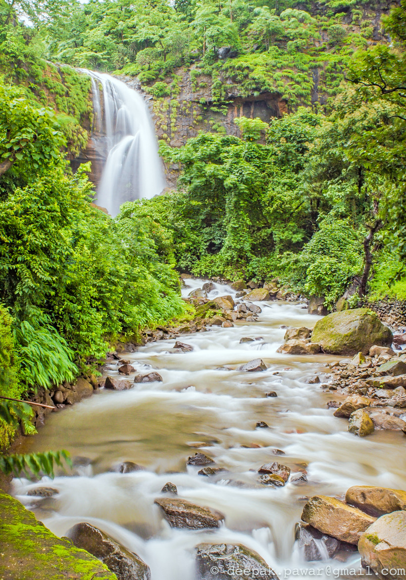 Photograph Shivtharghal waterfall by Deepak Pawar on 500px