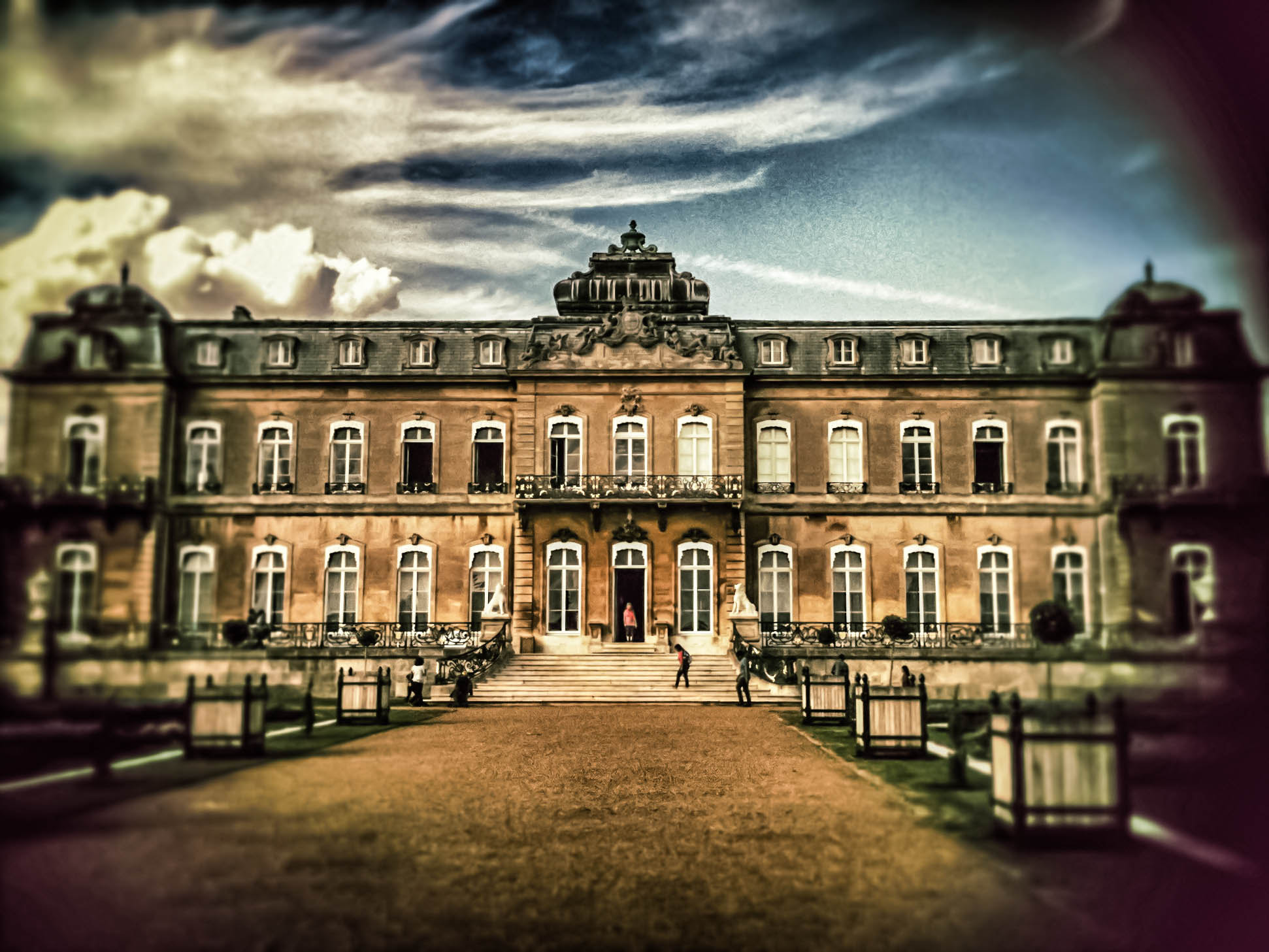 Photograph Wrest park by Lee Milner on 500px
