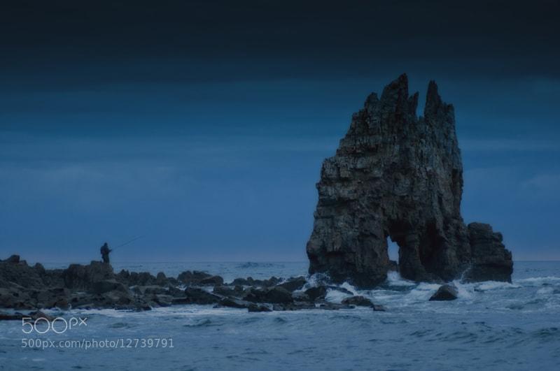 Photograph blue by raquel barbero greta on 500px