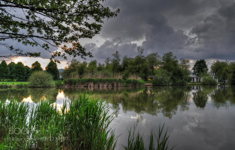 Photograph Lake by Kaja Deberšek on 500px