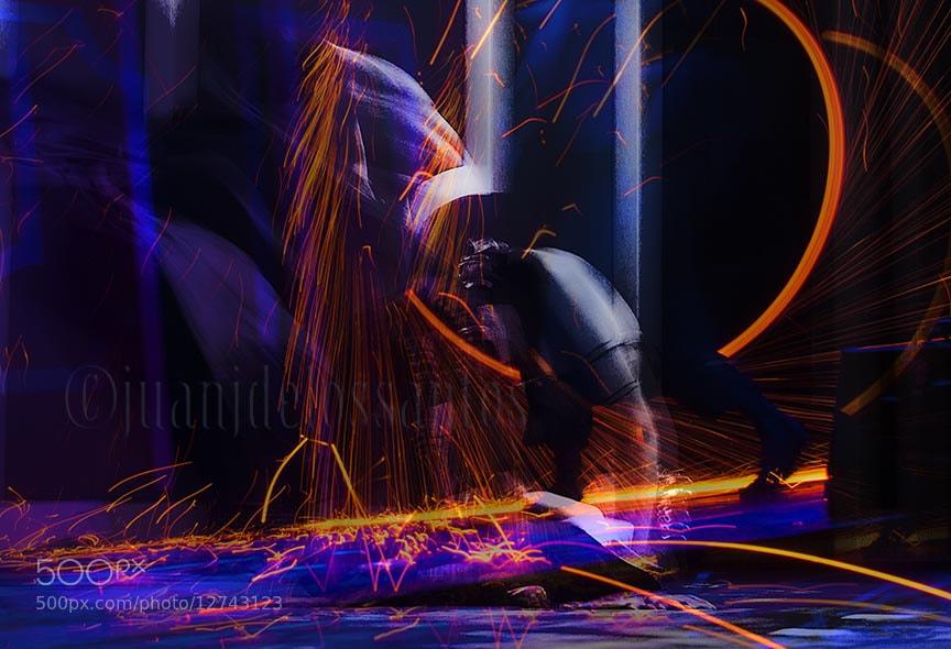 Photograph Fuego & Danza by juanj delossantos on 500px