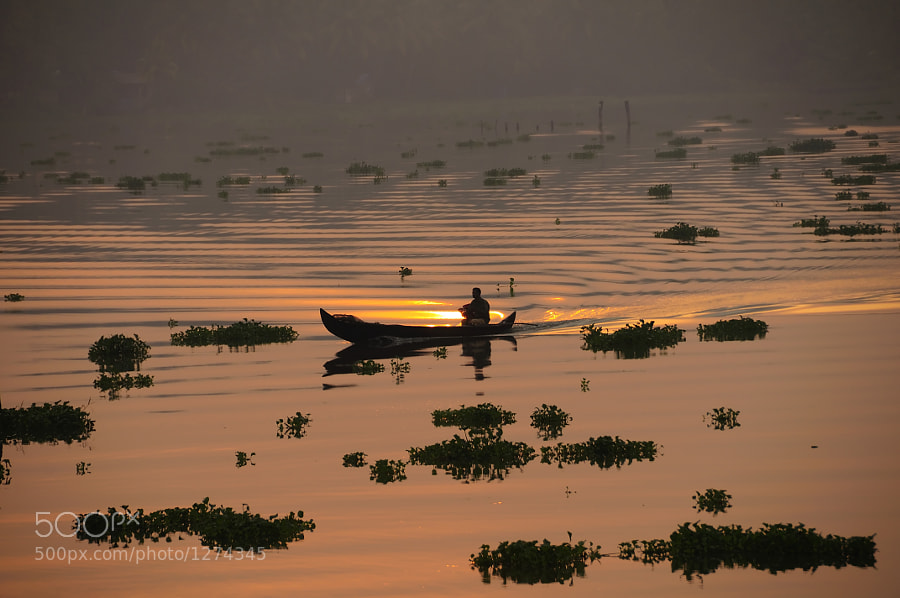 Photograph Country fishing boat. by Satheesh Nair on 500px