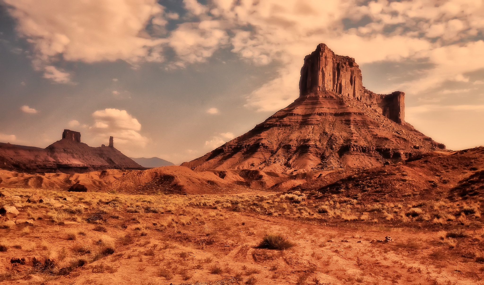 Photograph Professor Valley - Utah by Jeff Clow on 500px