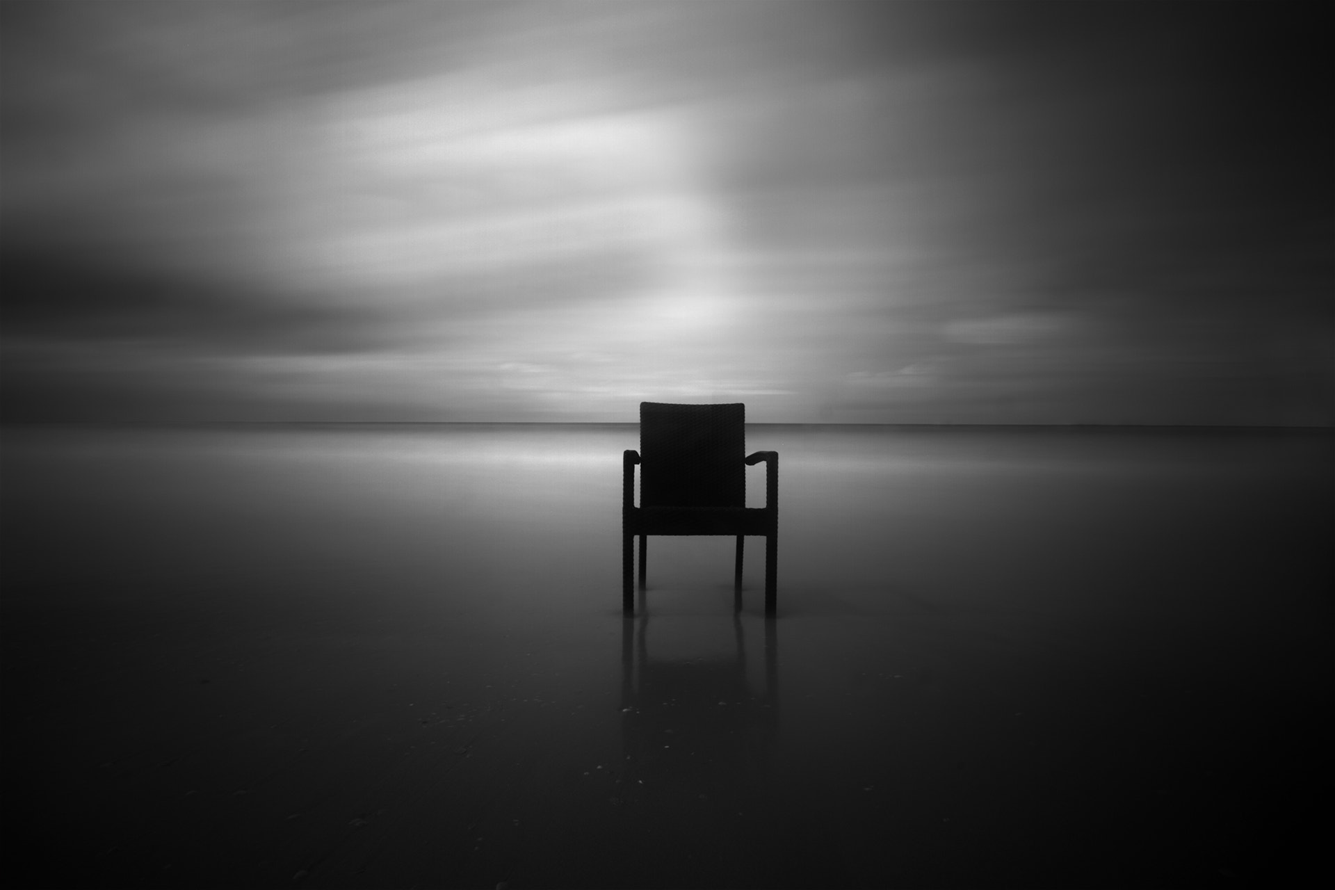 Photograph lonely III by Kees Smans on 500px