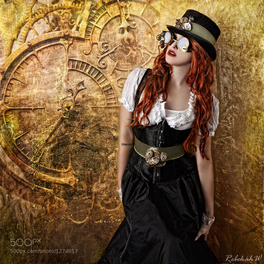 Photograph Steampunkin' II by Rebekah W on 500px