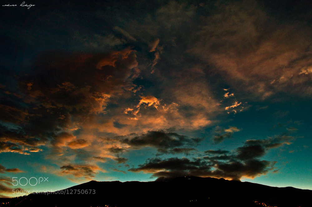 Photograph personalidad de nubes by Andres Hidalgo on 500px