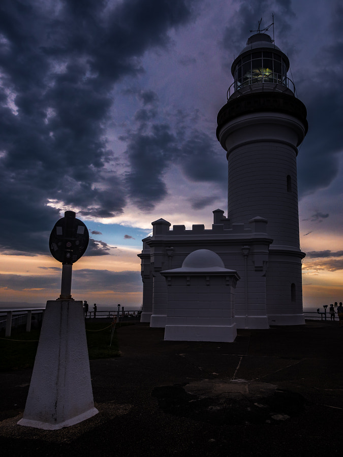 Byron Bay Lighthouse Australia by Travis Chau on 500px.com