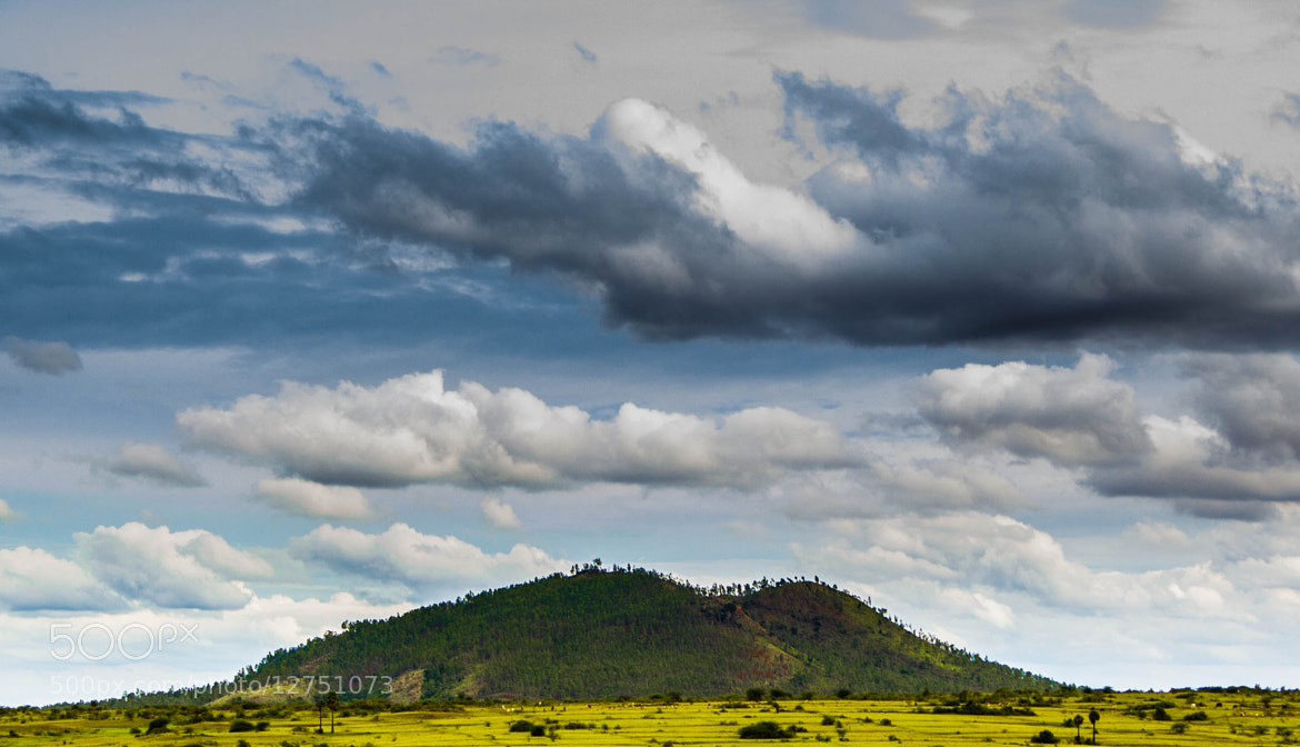 Photograph Cloudy  by PARTHIBAN ETHIRAJ on 500px