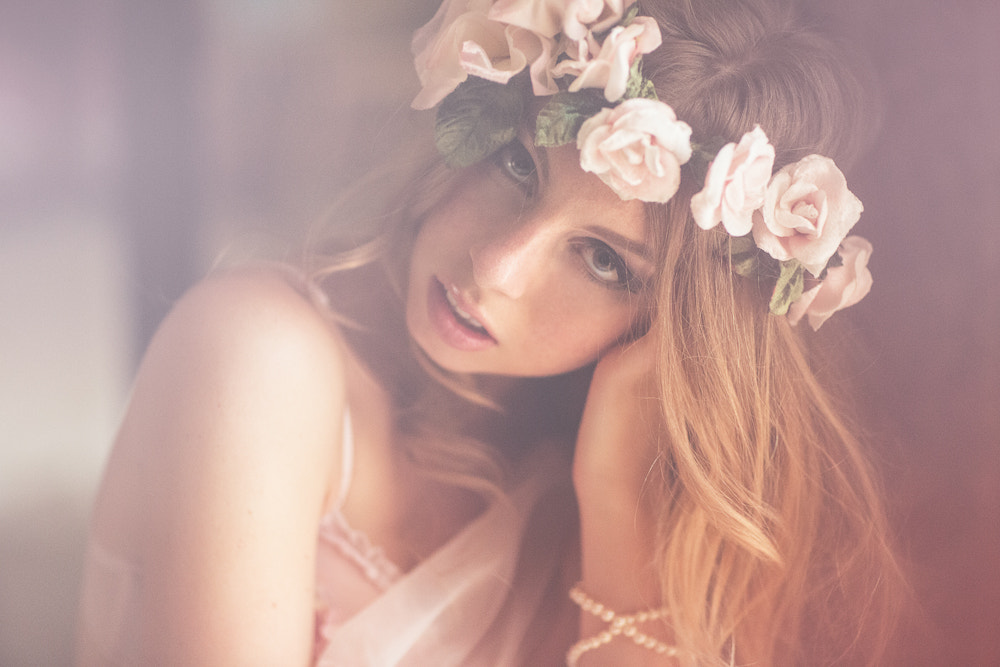 Photograph Belle Fleur by Emily  Soto on 500px