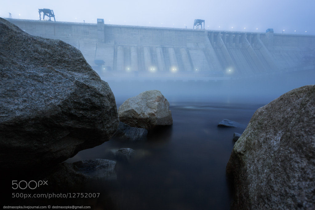 Photograph Bureya hydroelectric by Vadim Makhorov on 500px