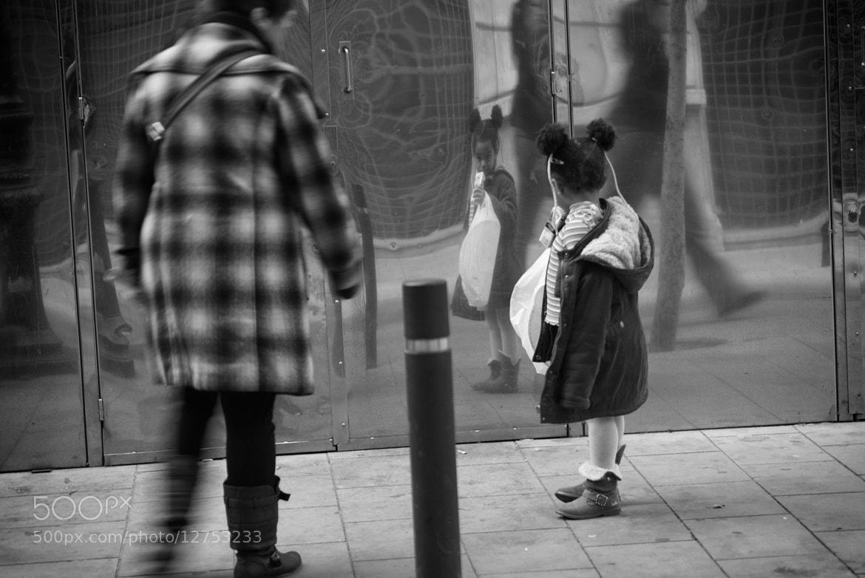 Photograph My reflection by Eduardo Páramo on 500px