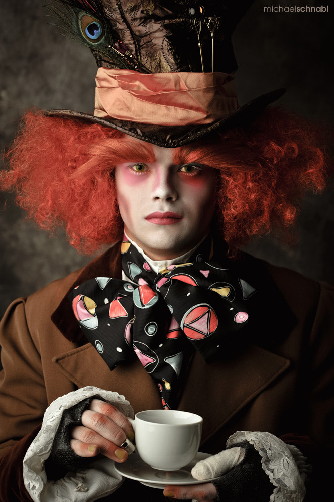 Photograph The Mad Hatter by Michael Schnabl on 500px