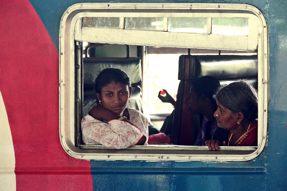 Photograph Lankan Train I. by Gregor Štumberger on 500px