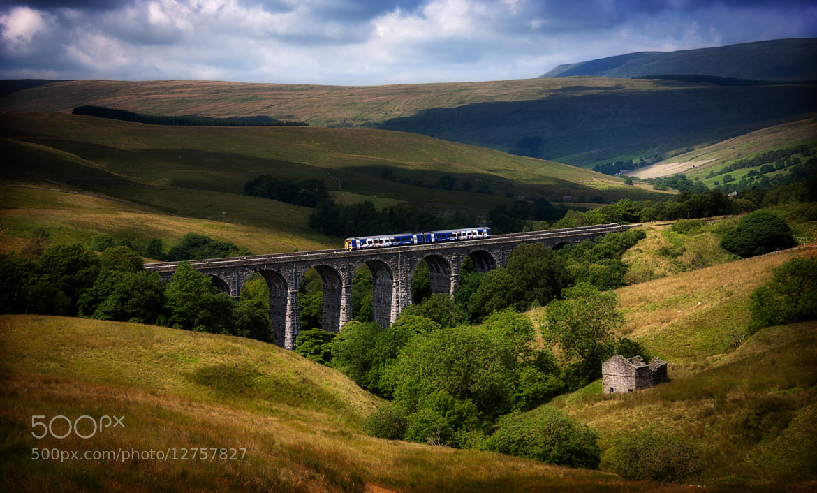 Photograph Dent Viaduct by Paul Davis on 500px