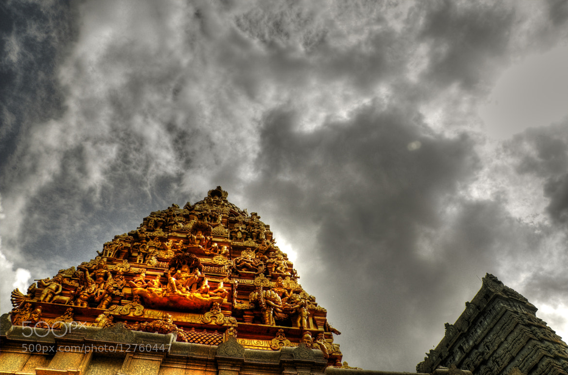 Photograph Temple by Anindya Das on 500px