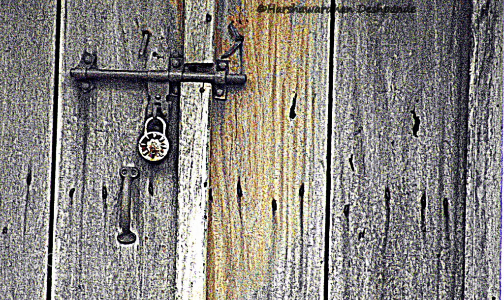 Photograph Locked Door by Harshawardhan Deshpande on 500px