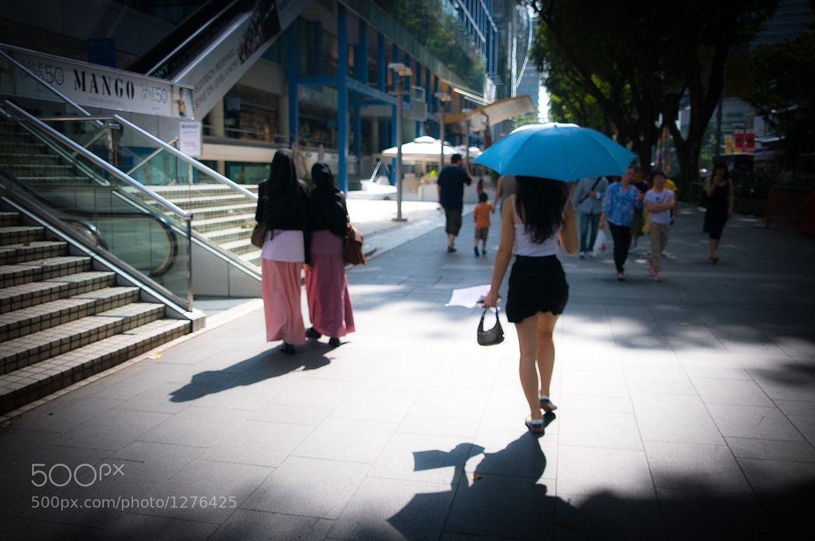 Photograph Orchard Road by Remi Oudinot on 500px
