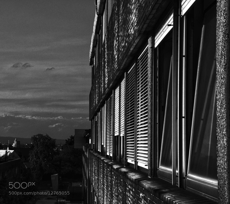 Photograph house wall by Florian Klug on 500px