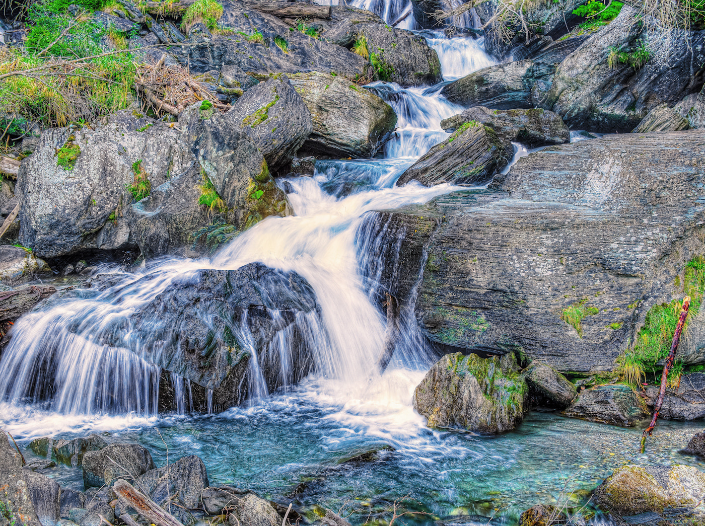 Photograph Cascade by Paul Werner Suess on 500px