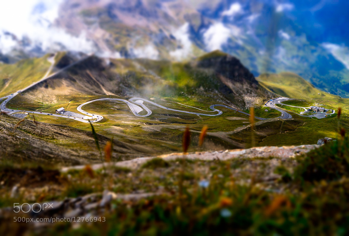 Photograph Alpine Road by Christoph Oberschneider on 500px