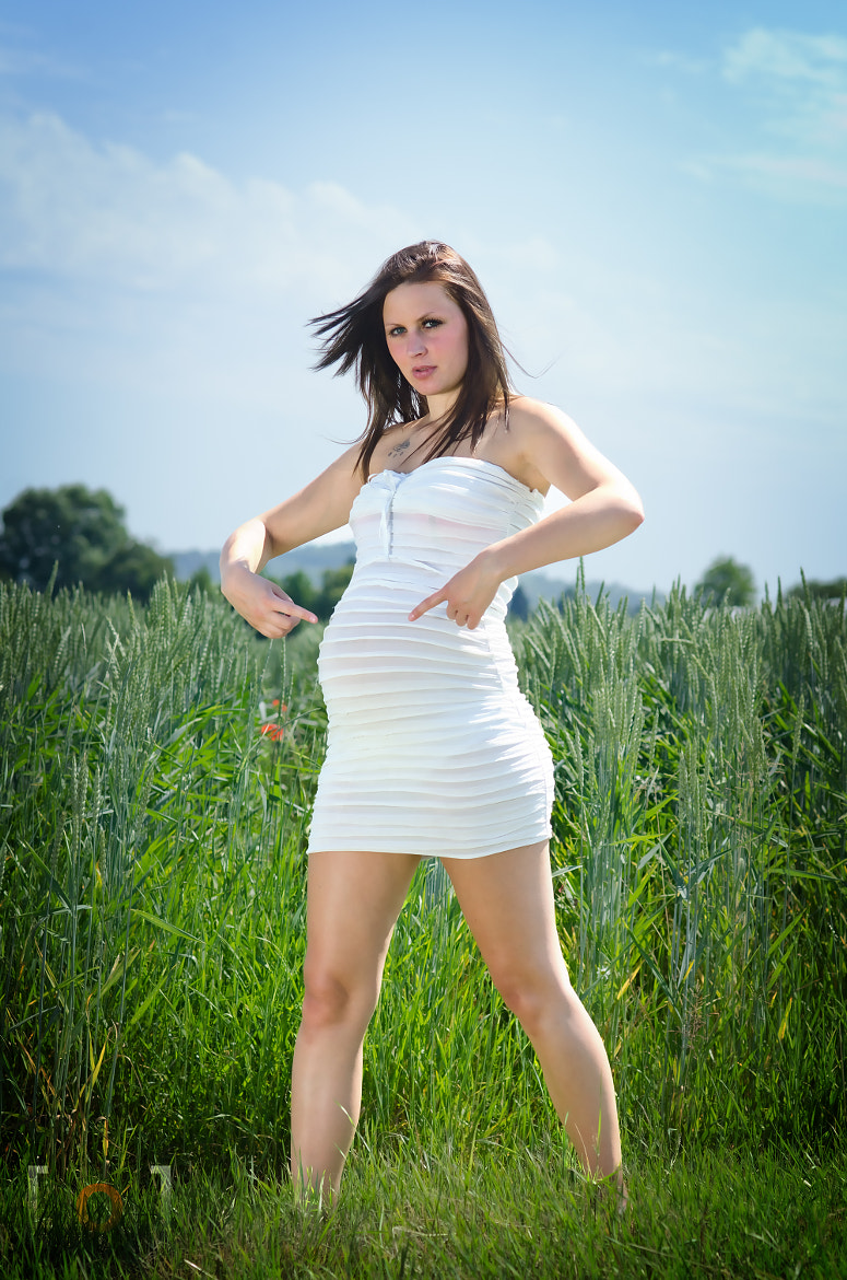 Photograph Jessica by Timm Rehberg on 500px