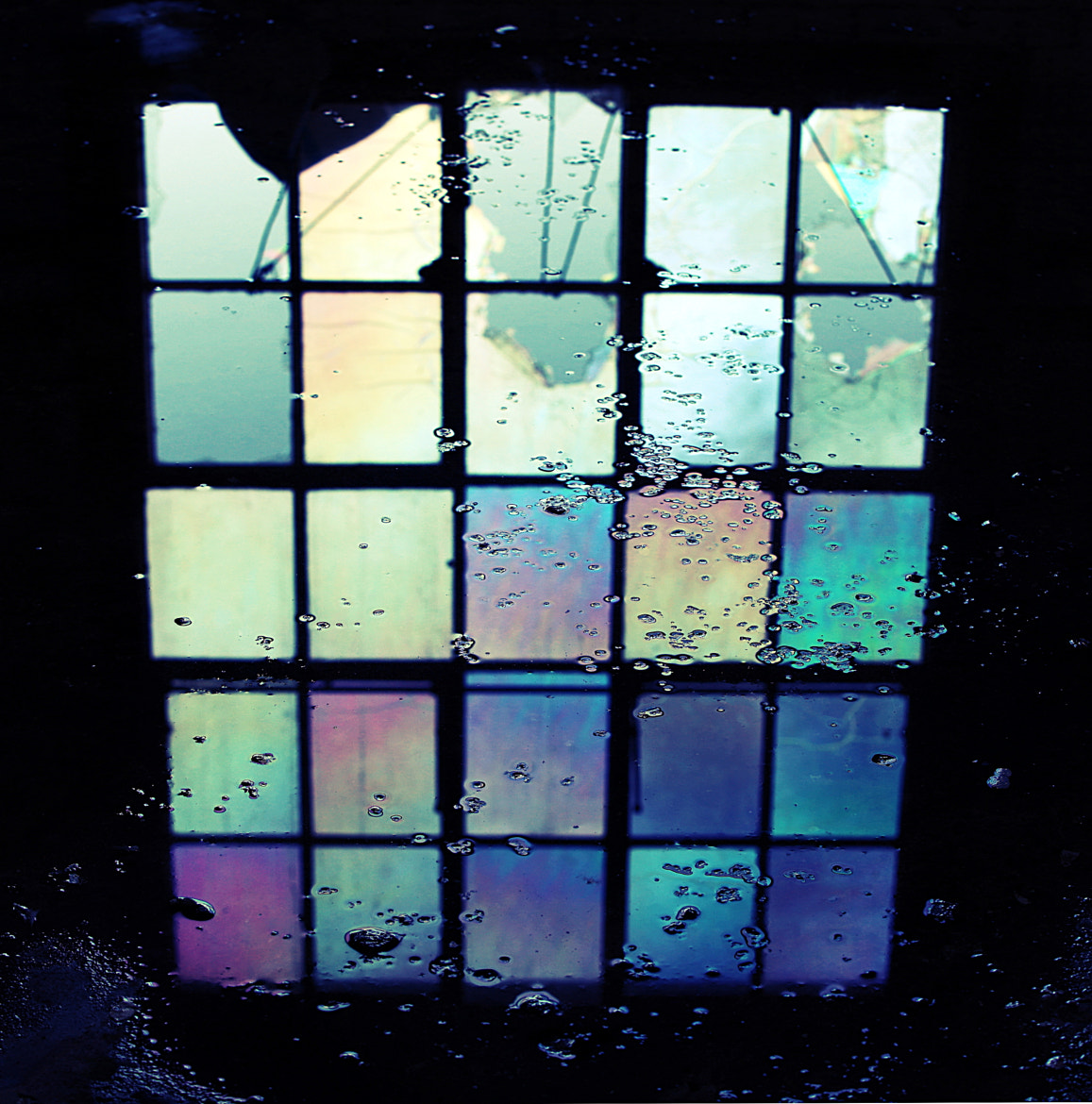 Photograph Rainbow window by Silverlight-images on 500px