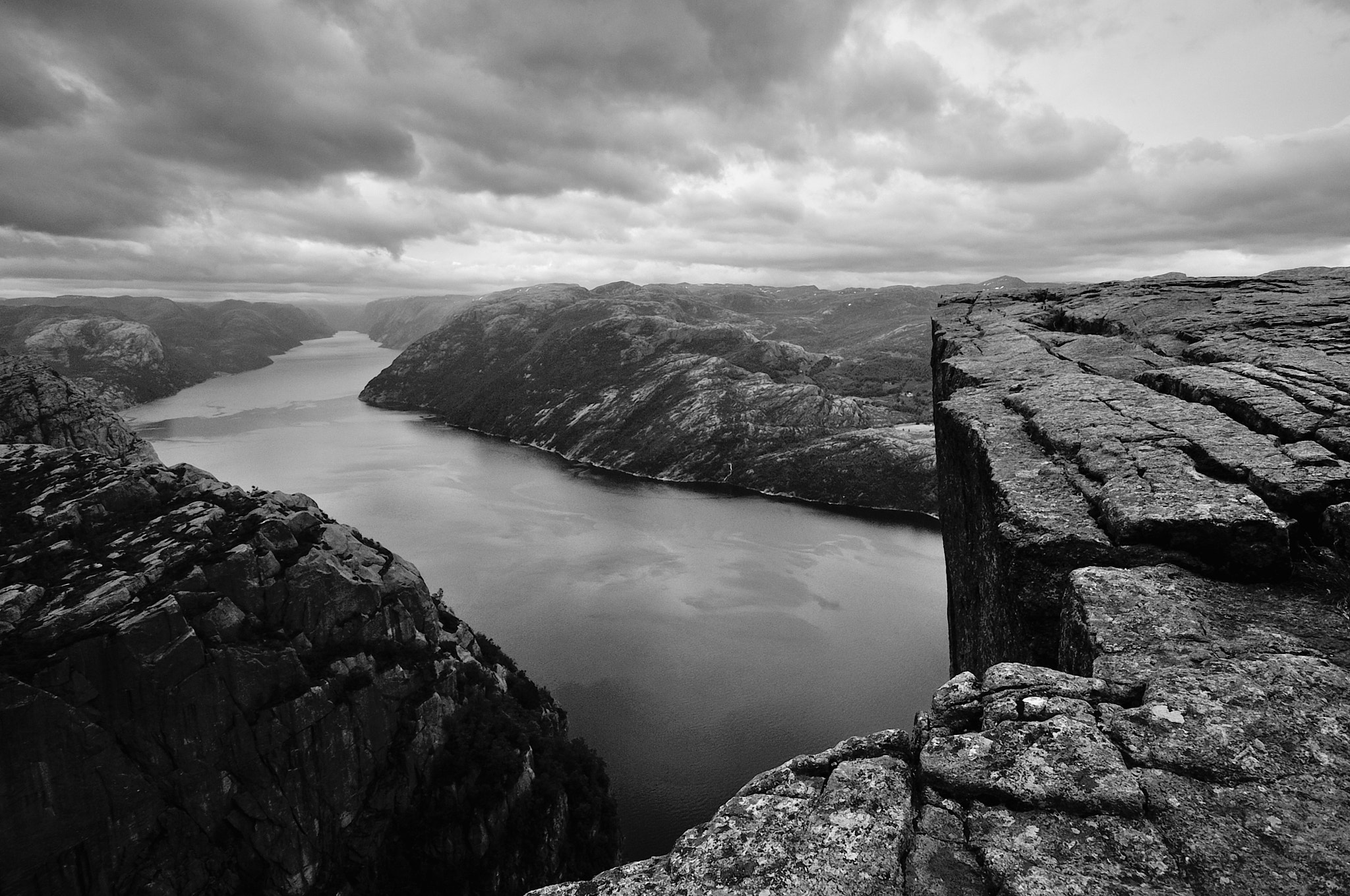 Photograph Lysefjorden by soli m on 500px