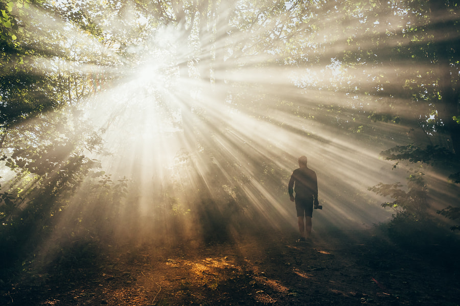 Spray of Light by Søren ° s1000 on 500px.com
