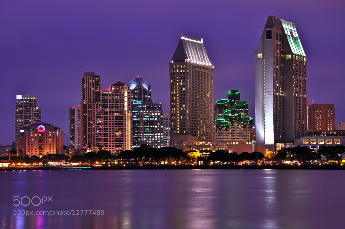 Photograph San Diego by Bart  on 500px