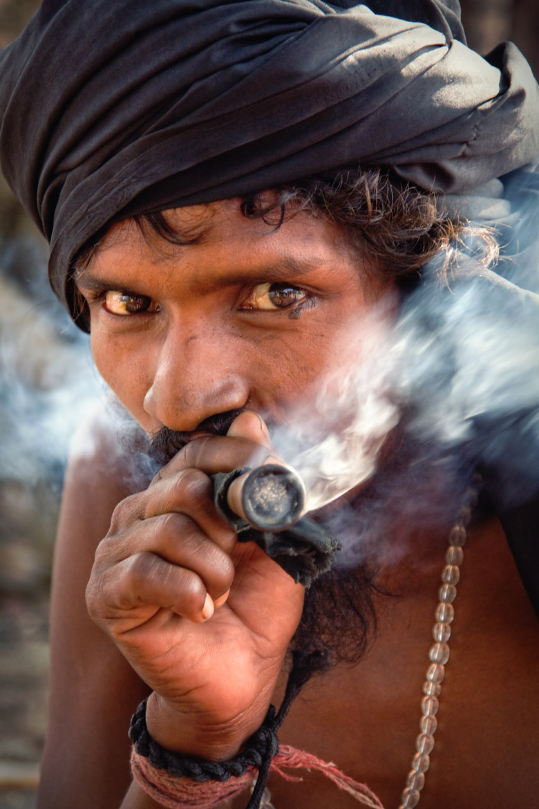 Photograph Sadhu from the city of Jammu by Birukov Yury on 500px