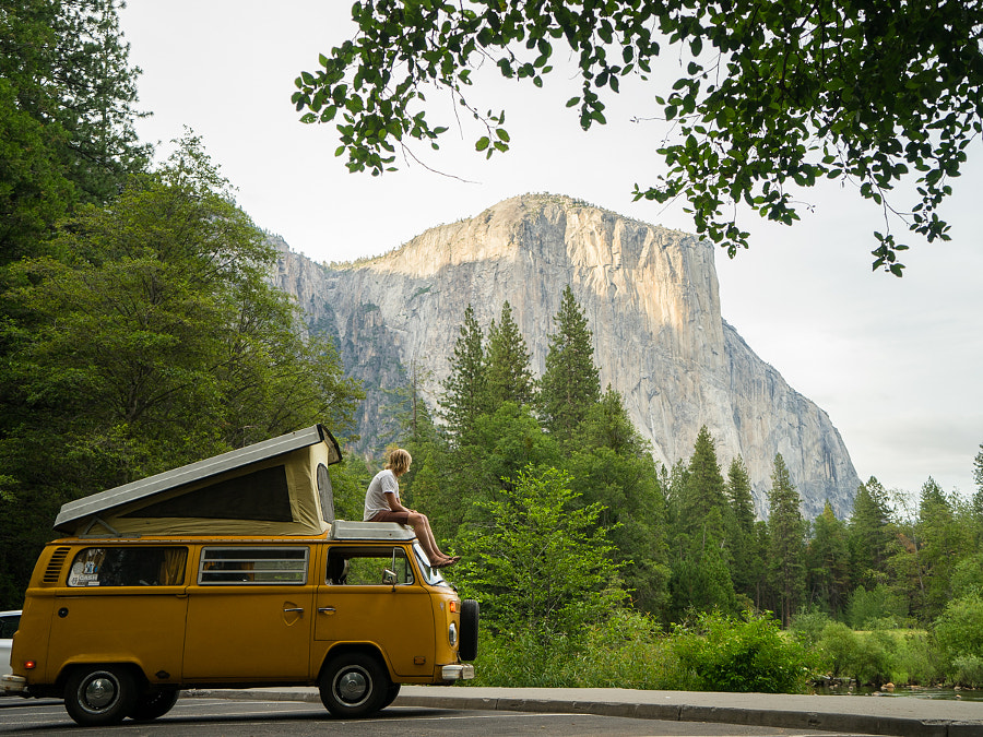 Yosemite Cruising by Chris  Burkard on 500px.com
