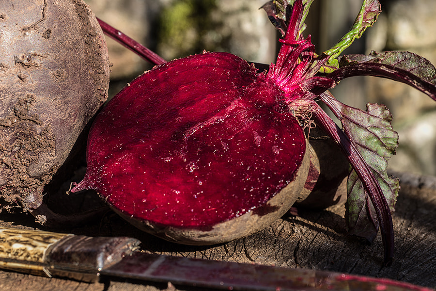 beetroot (2) by Susanne Ludwig on 500px.com