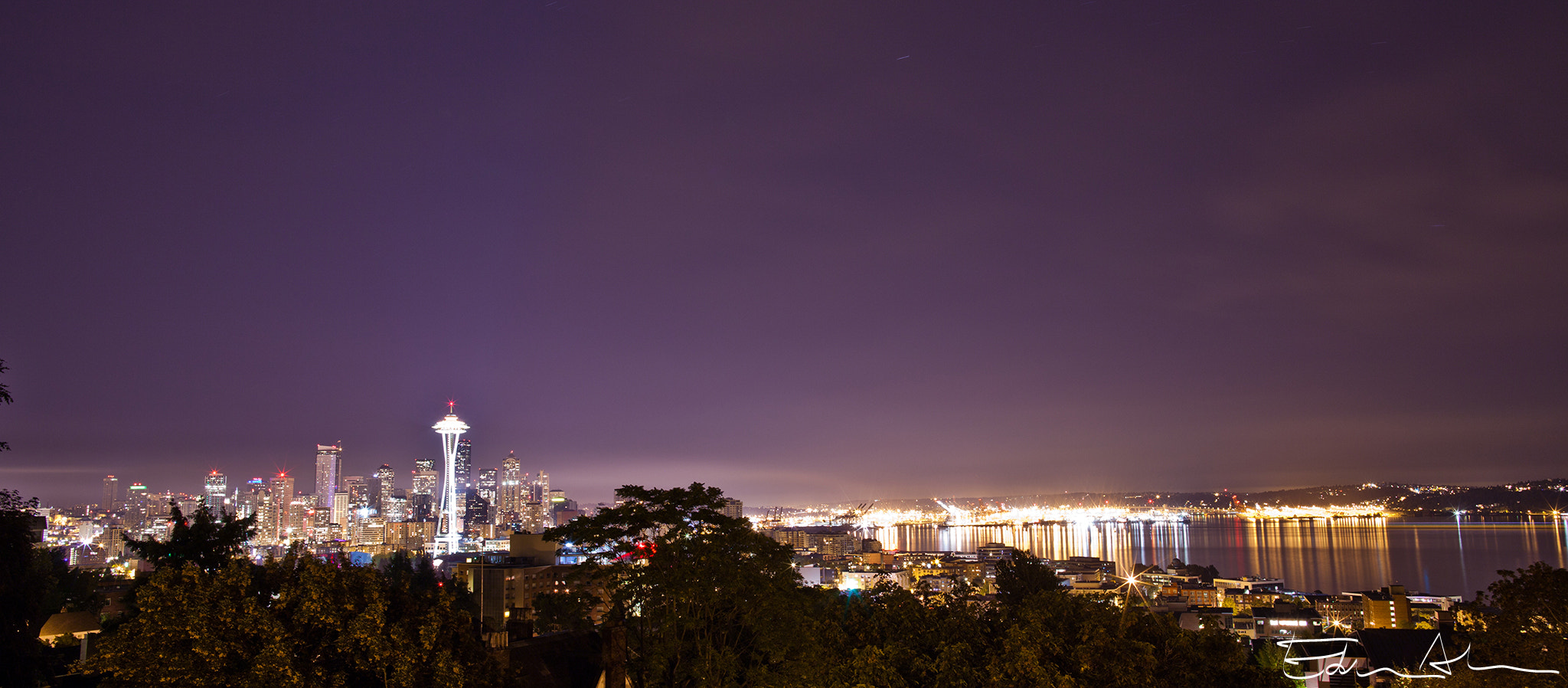 Photograph While the City Sleeps by Edwin Abedi on 500px