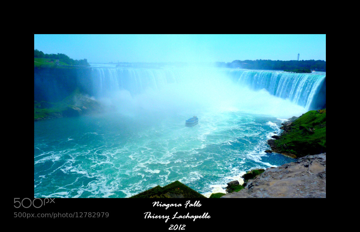 Photograph Niagara Falls by Thierry  Lachapelle on 500px