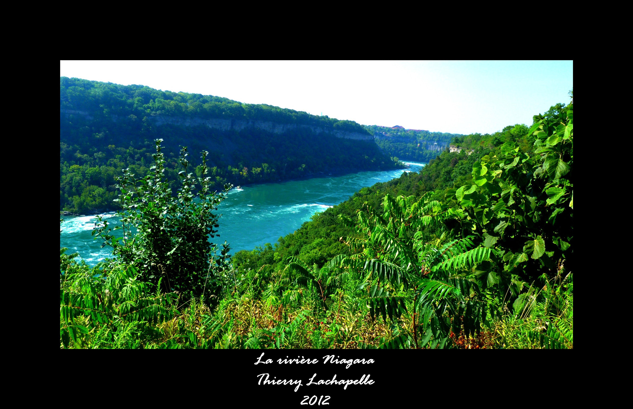 Photograph Niagara River by Thierry Lachapelle on 500px