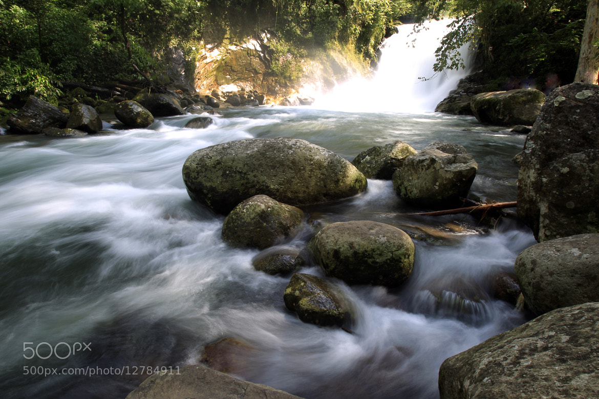 Photograph River, Rocks and Waterfall by Cristobal Garciaferro Rubio on 500px