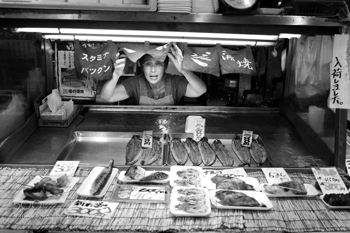 Photograph Hello, What do you buy? by Mitsuru Moriguchi on 500px
