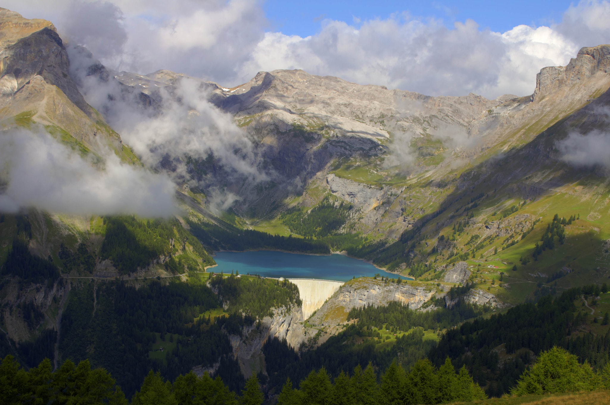 Photograph Lake of Tzeusier by Stephan Scherz on 500px