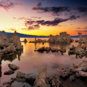 Mono Lake Sunset by Eddie Lluisma (EddieLluisma)) on 500px.com