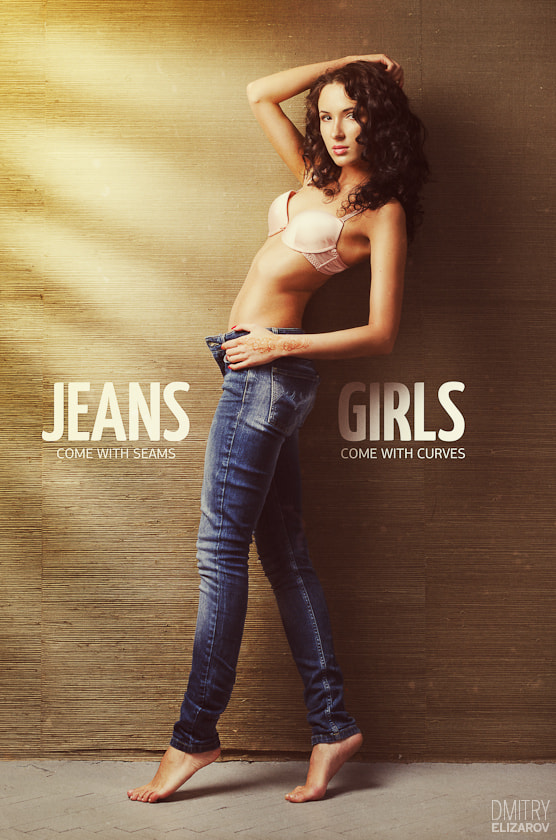 Photograph Jeans and girls, day by Dmitry Elizarov on 500px
