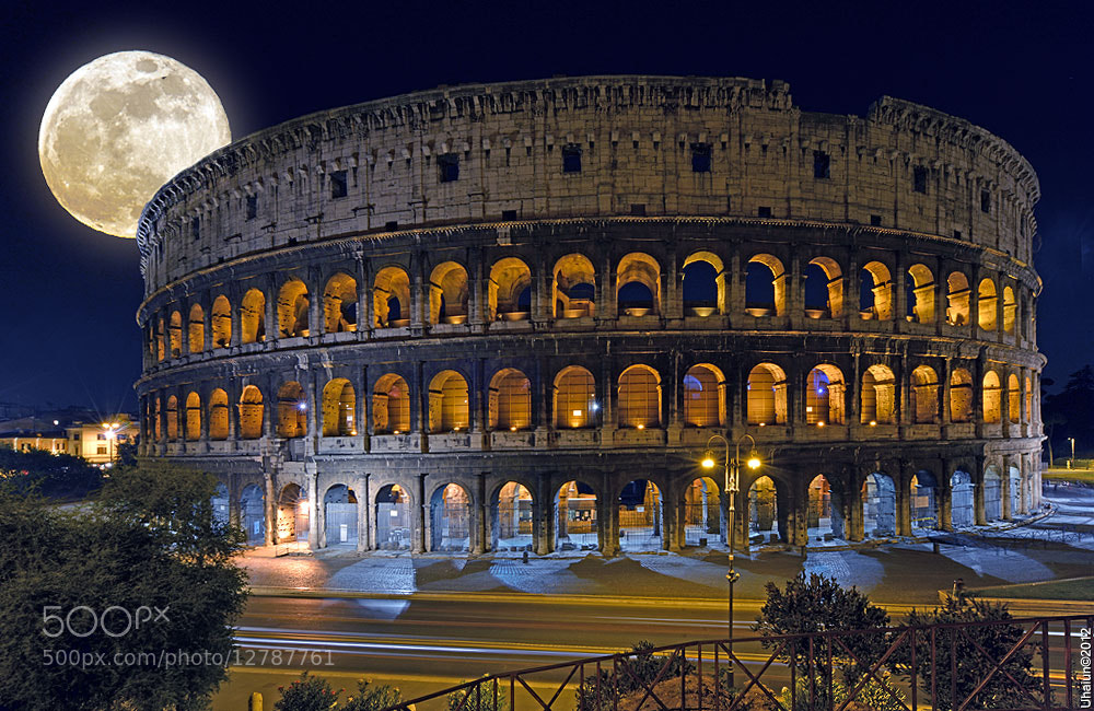 Photograph Colosseum by Vladimir Popov / Uhaiun on 500px