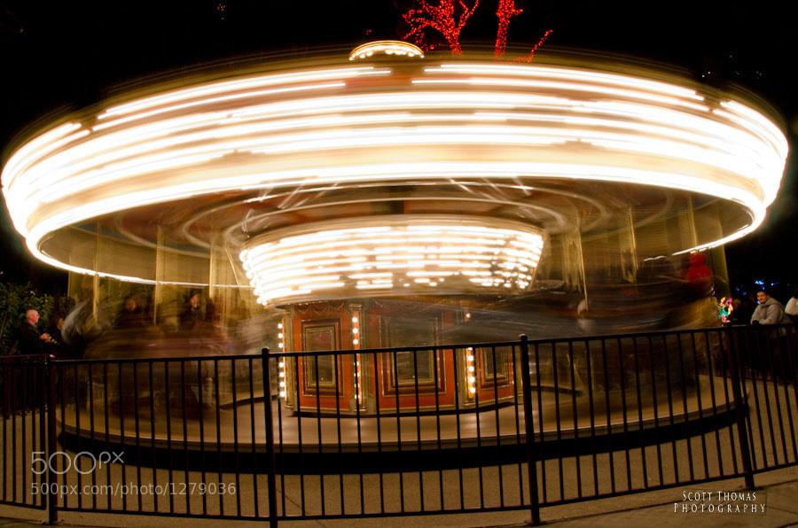 Photograph Swirl of Light by Scott Thomas on 500px