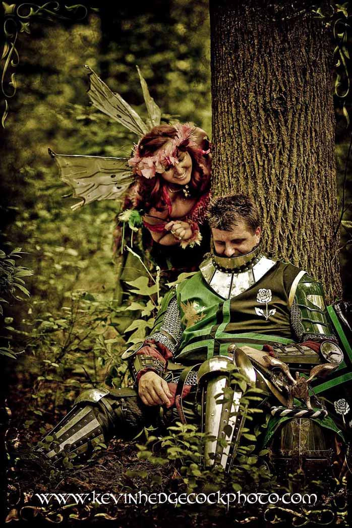 Photograph The Green Knight by Kevin Hedgecock on 500px