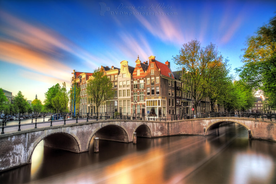 Emperors Sunset by Dennis van de Water on 500px.com