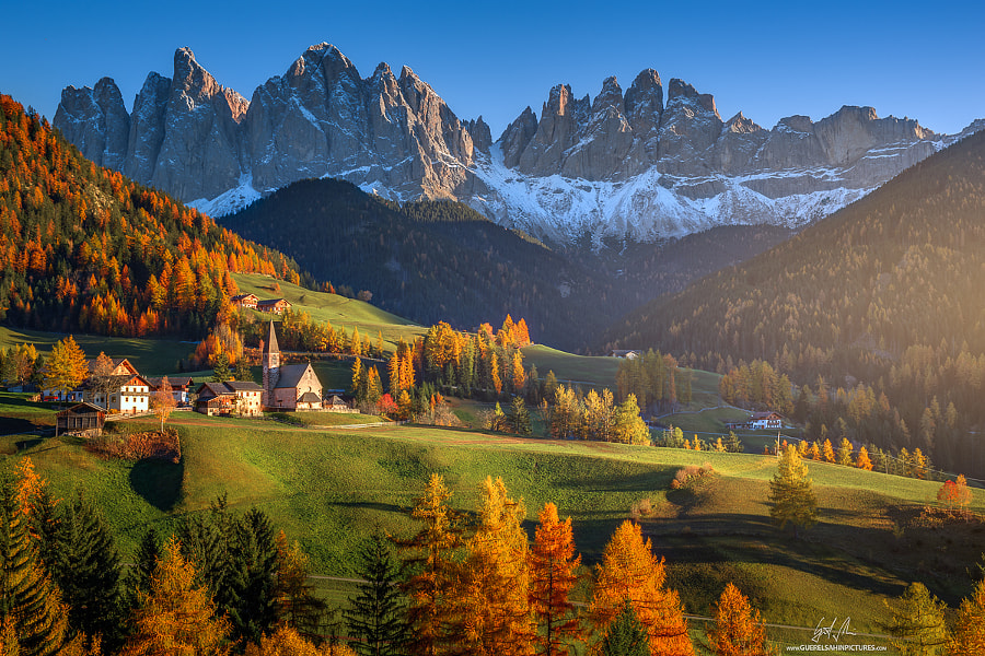 Val di Funes by guerel sahin on 500px.com