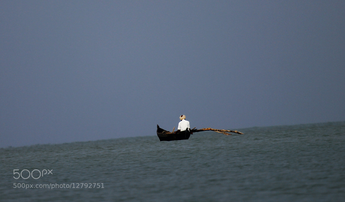 Photograph Drifting alone by Rahul Kumar on 500px