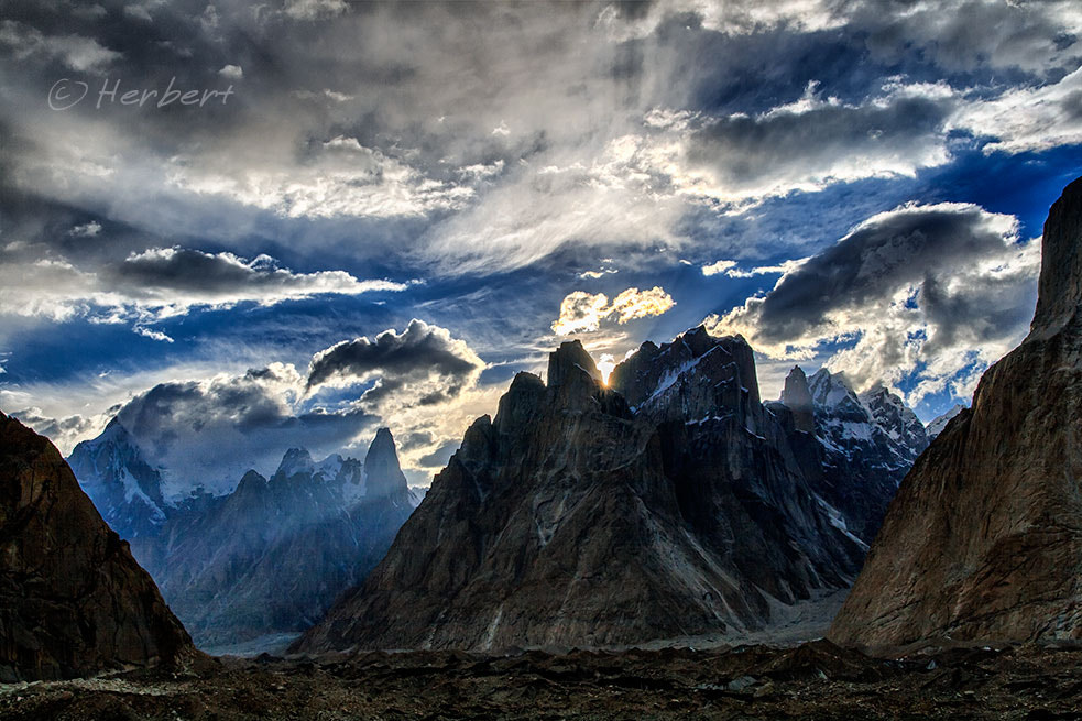 Photograph Trango Towers, Karakorum by Herbert Wong on 500px