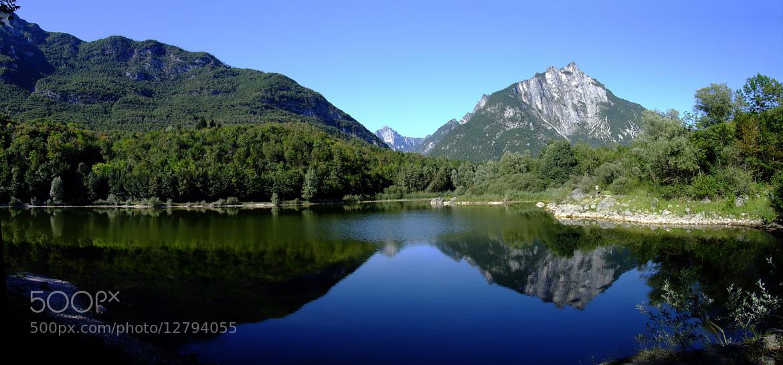 Photograph Vedana's lake by Gianpiero Menel on 500px