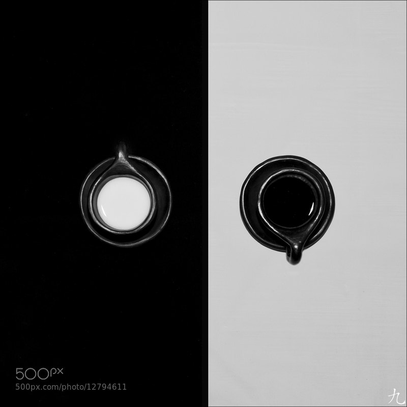 Photograph Coffee or milk ? by Frédéric Baque on 500px